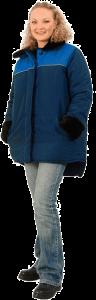 """Куртка """"Бригадир"""" женская"""
