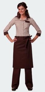 костюм рабочий женский 3